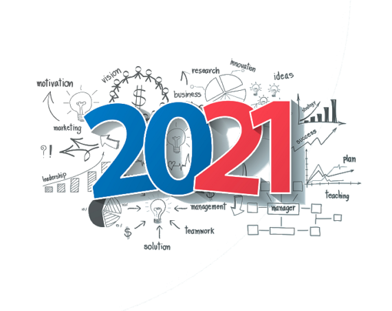Three Business trends for 2021